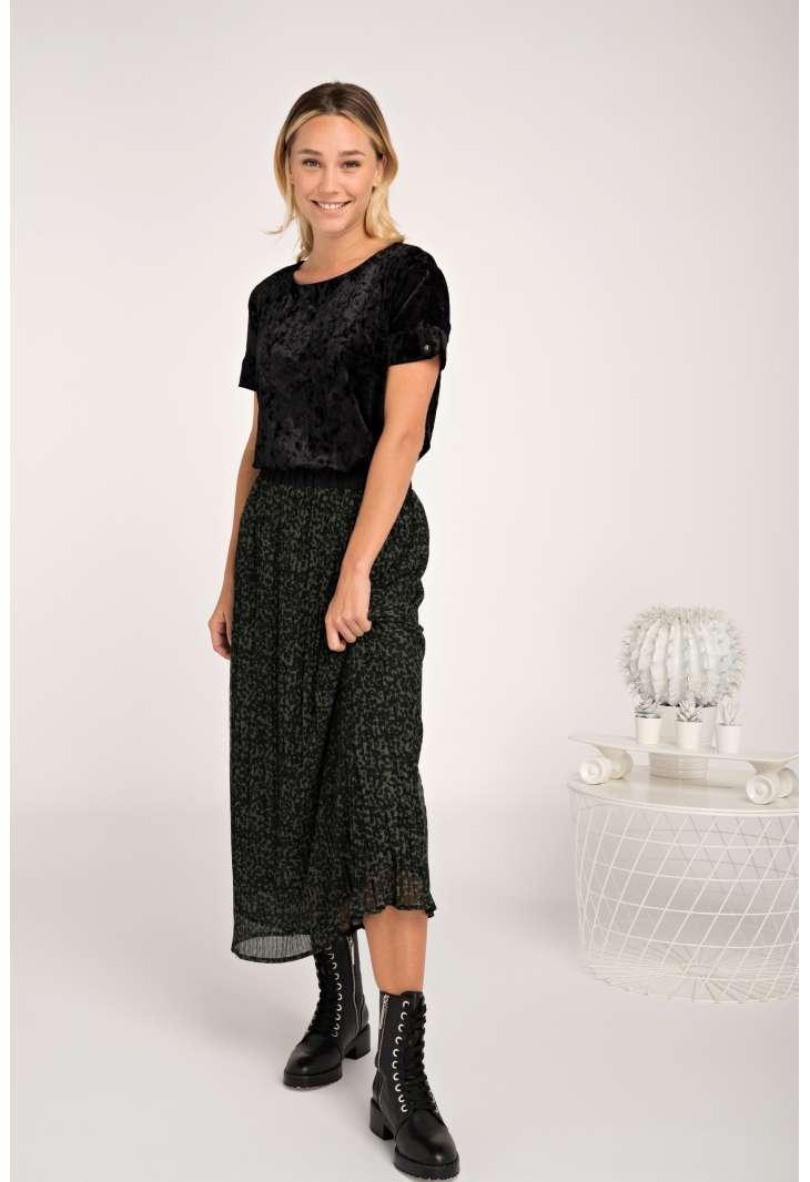 Skirt Justine Vert