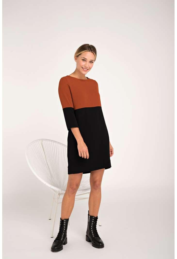 Dress Remy Carmel/Noir